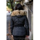 WINTER JACKET GAROFF - MODEL 1801 BLACK