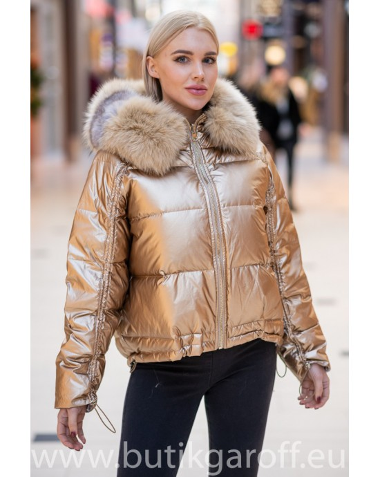 REAL FUR EXLUSIVE PARKA - MODEL NR 35