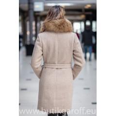 Wool Kappa - LJUSBEIGE