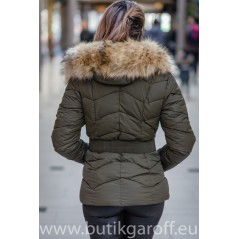 Vinter jacka GAROFF - MODEL 1801 khaki