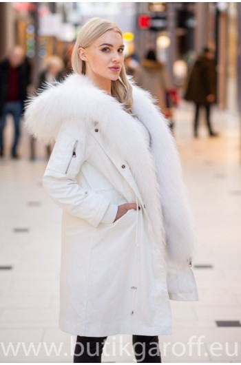 Premium Real Fox Fur Parka - VIT
