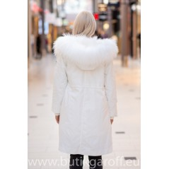 Premium Real Fox Fur Parka - VIT