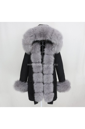 Vinter Parka - MODEL nr 2