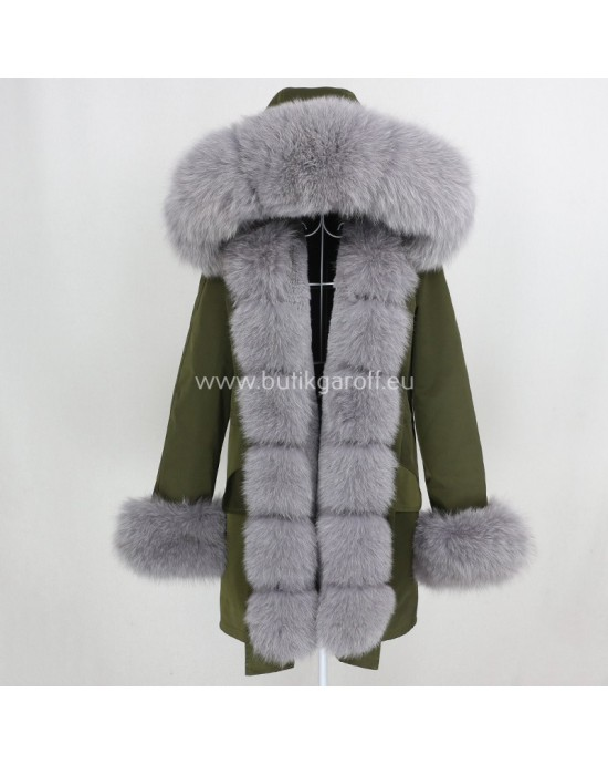 Vinter Parka - MODEL nr 13