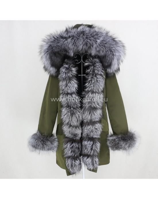 Vinter Parka - MODEL nr 15