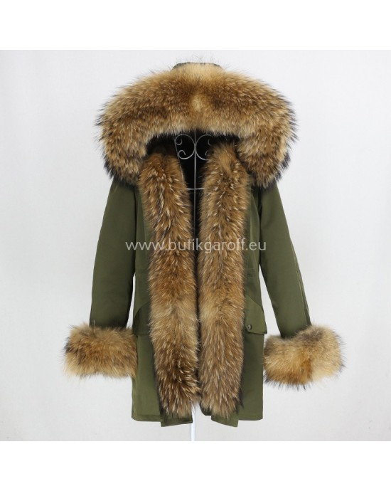 Vinter Parka - MODEL nr 16