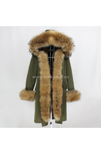 Vinter Parka Lång - MODEL nr 24