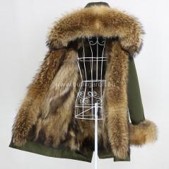 Vinter Parka - MODEL nr 27