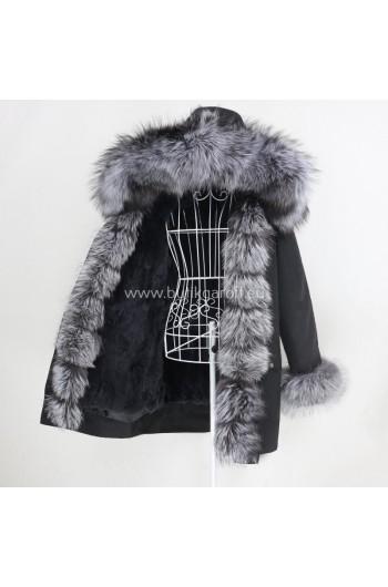 Vinter Parka - MODEL nr 37
