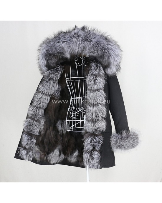 Vinter Parka - MODEL nr 39