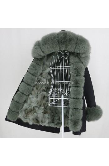 Vinter Parka - MODEL nr 43