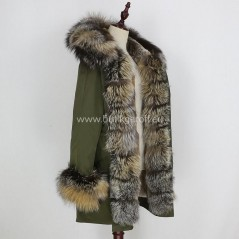 Vinter Parka - MODEL nr 50