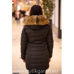 GAROFF vinterjacka Model 1592  svart