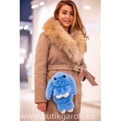 Kanin våska, ryggsäck  - ljusblå
