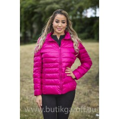 REAL DOWN JACKET- PINK 100%